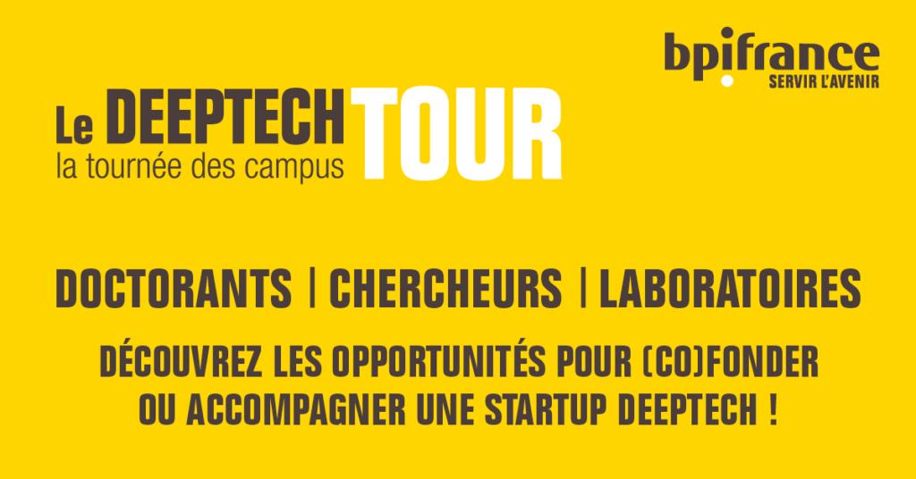 DeepTech Tour